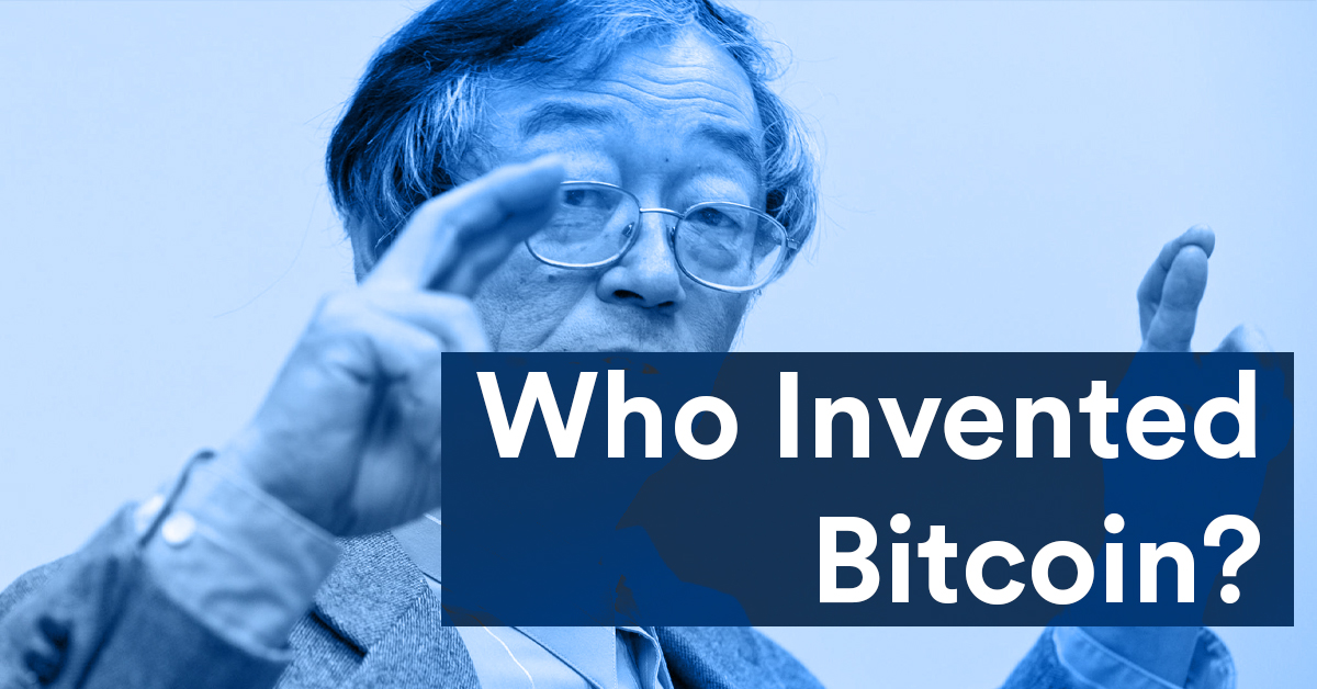 Bitcoin Inventor